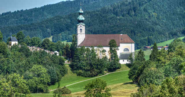 Ruhpolding Kirche St. Georg 17