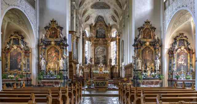 Kloster St. Trudpert in Münstertal 07